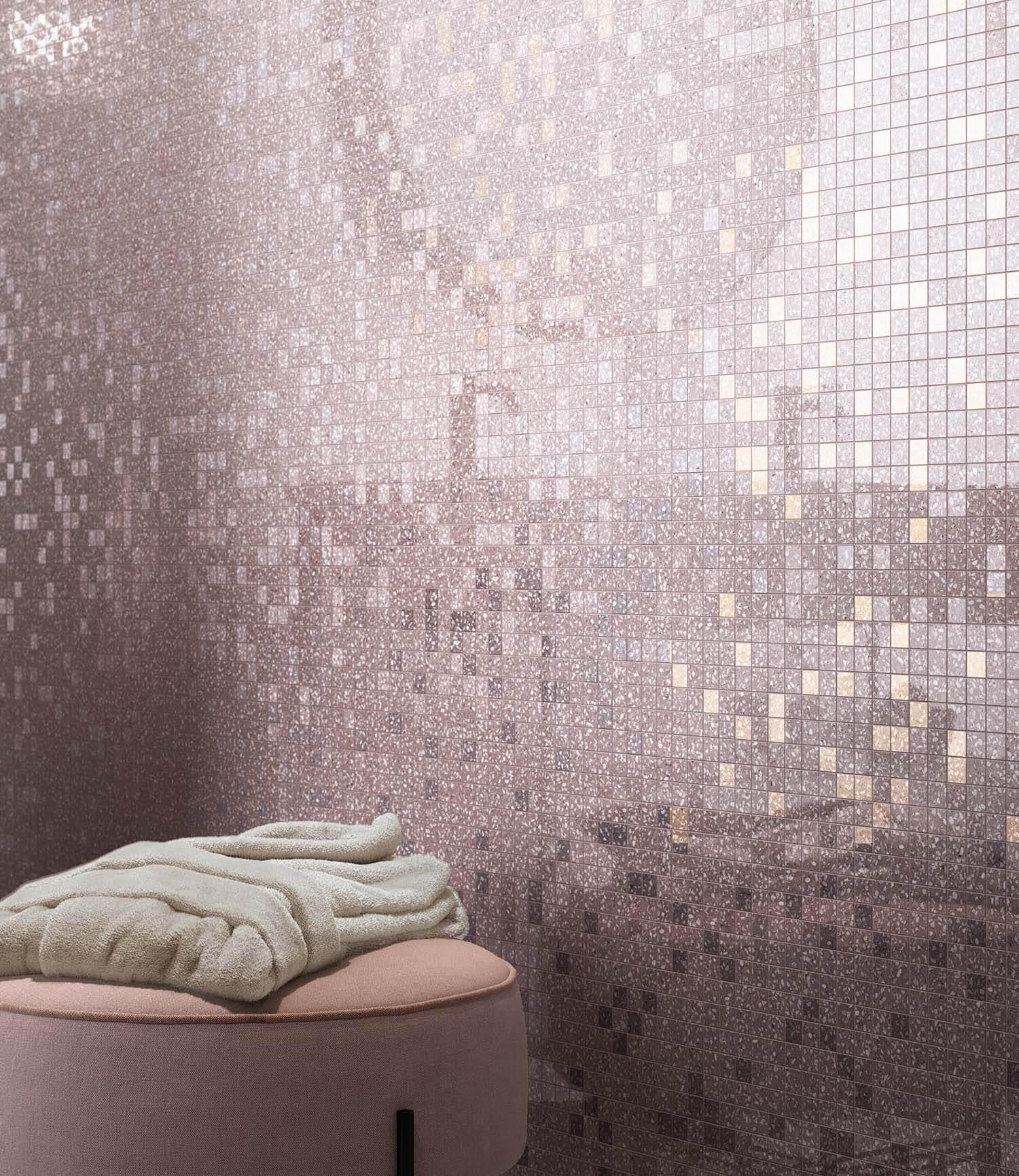 CSA_NEWDOT_Dotmosaic Mauve_bathroom detail