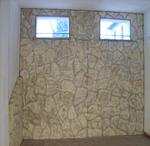 muro pietra dipinto
