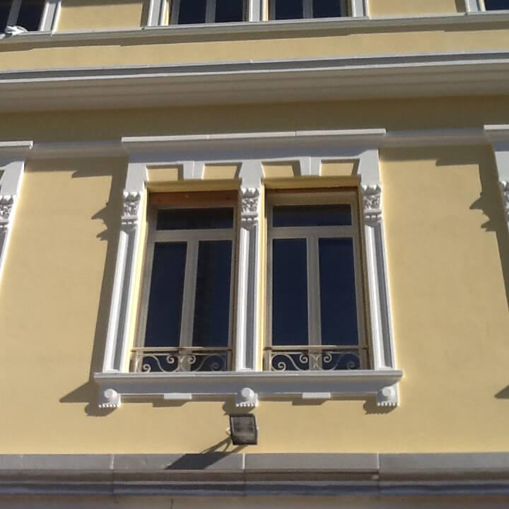 Cornici finestre in polistirolo
