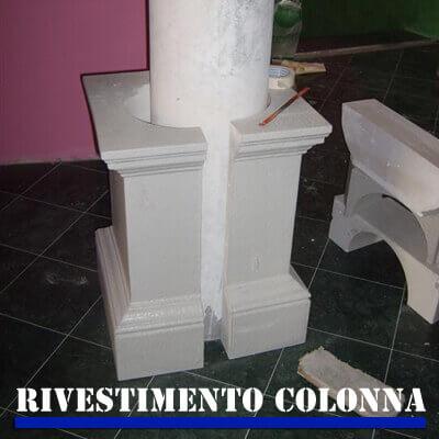 Rivestimento colonna o pilastro