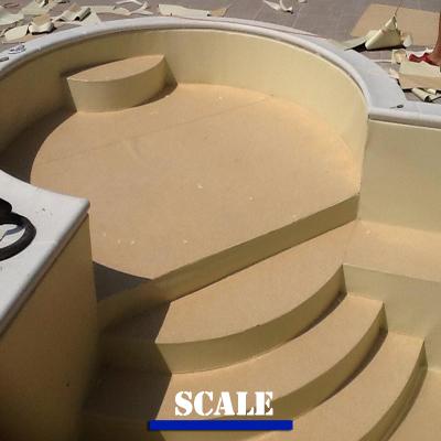 Scale per piscine