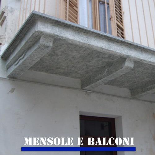 Mensole e balconi